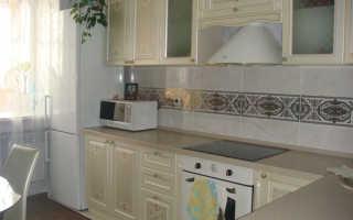 Интерьер кухни 9 кв метров