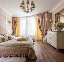 Красивые спальные комнаты