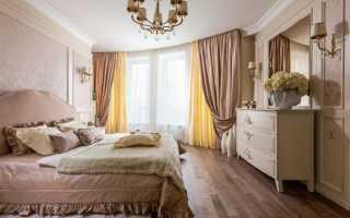 Красивая спальня интерьер