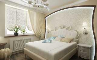 Спальня 3 на 3 метра дизайн
