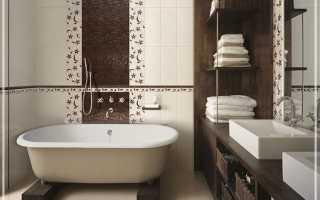 Ванная комната варианты отделки фото