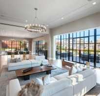 Роскошные интерьеры квартир