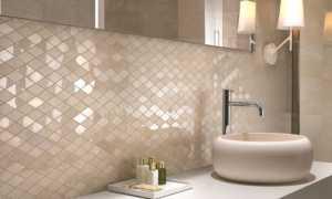Дизайн ванной комнаты мозаика с плиткой