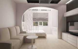 Дизайн однокомнатной квартиры 18 м