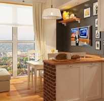 Кухня студия 15 кв м дизайн фото