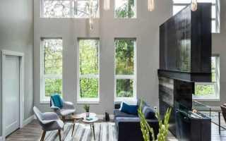 Дизайн домов со вторым светом