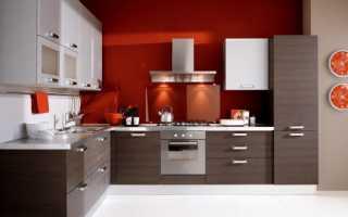 Духовой шкаф в интерьере кухни фото
