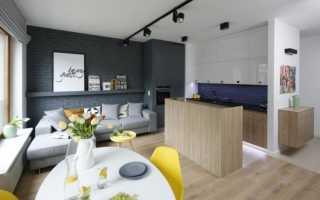 Дизайн комнат минимализм