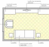 Дизайн комнаты 18 кв м с балконом