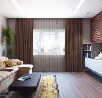 Маленькая квадратная гостиная