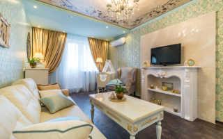 Дизайн квартиры 18 м2