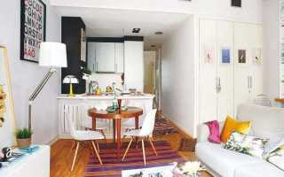 Дизайн в небольшой комнате