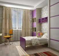 Дизайн детской комнаты для 7 лет
