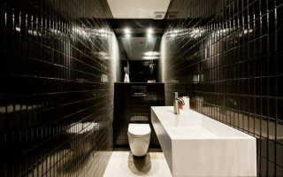 Дизайн современного туалета в квартире фото