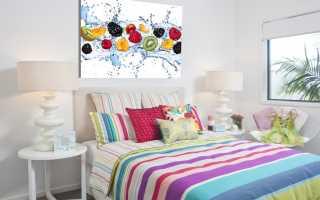 Дизайн спальни 6 кв