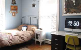 Молодежные интерьеры комнат
