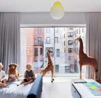 Современные детские спальни