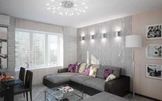 Интерьеры стандартных квартир