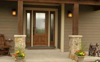 Дизайн наружной отделки дома