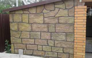 Декор из бетона