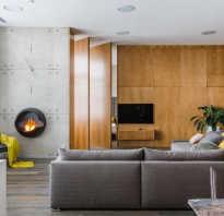 Современный дизайн интерьера загородного дома