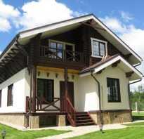 Дизайн штукатурки фасада дома