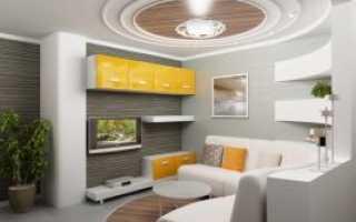 Навесной потолок дизайн