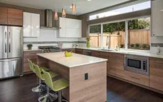Кухни буквой г фото дизайн