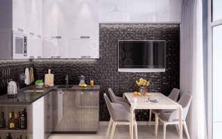 Дизайнерское оформление кухни