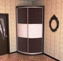Шкаф купе в маленькую спальню