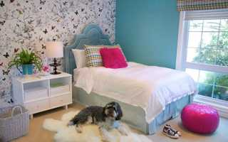 Дизайны подростковых комнат для девочек