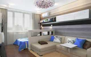 Дизайн комнаты 18 метров