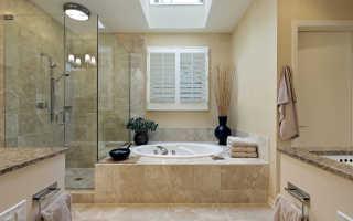 Назначение ванной комнаты