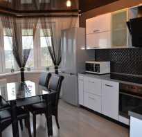 Дизайн кухонных штор