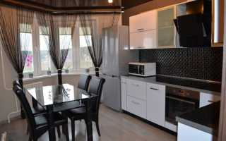 Дизайн штор для кухни столовой