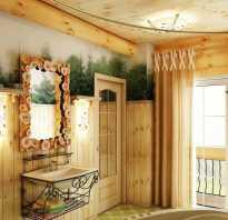 Красивые интерьеры из дерева