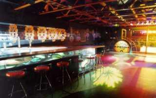 Интерьеры ночных клубов