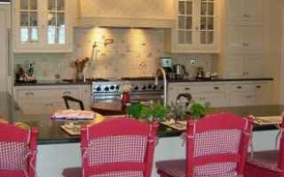 Кухня виды интерьера