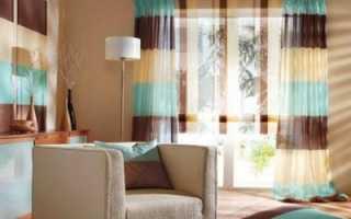 Какие шторы подойдут к светлым обоям