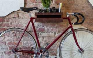 Велосипед в интерьере