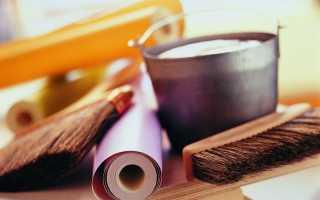 Как подготовить стены под поклейку обоями