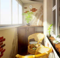 Дизайн балконов в хрущевке