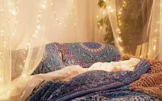 Дизайн тюли в спальню фото