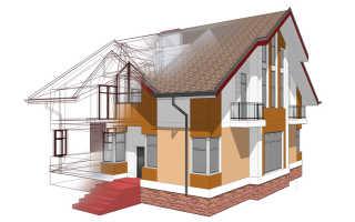 Моделирование дизайна дома