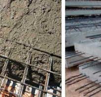 Плотность железобетонной плиты