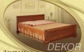 Мебельное производство из дерева