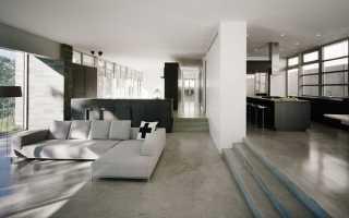 Фото бетонных полов
