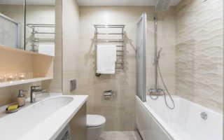 Дизайн кафеля в маленькой ванной комнате фото