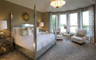 Нежный дизайн комнаты