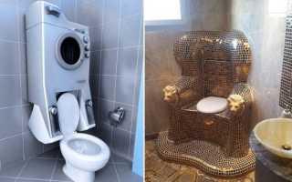 Дизайн ванной комнаты и туалета раздельно